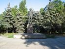 Достопремечательностей Евпатории - памятник В.И. Ленину