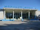 Достопремечательностей Евпатории - морской вокзал